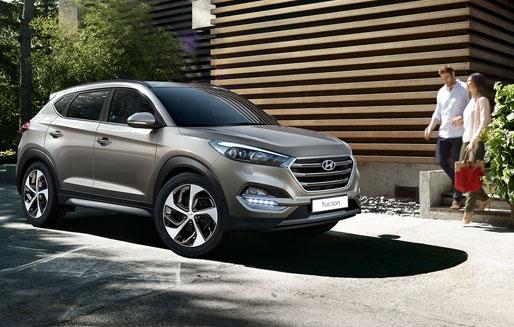 La nouvelle Hyundai Tucson