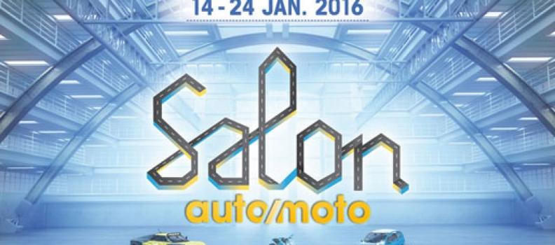Hyundai au Brussels Motor Show 2016